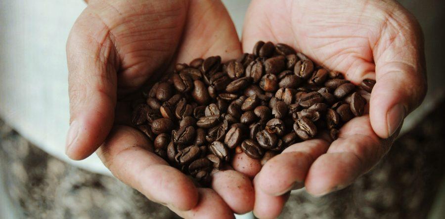 Manos de café